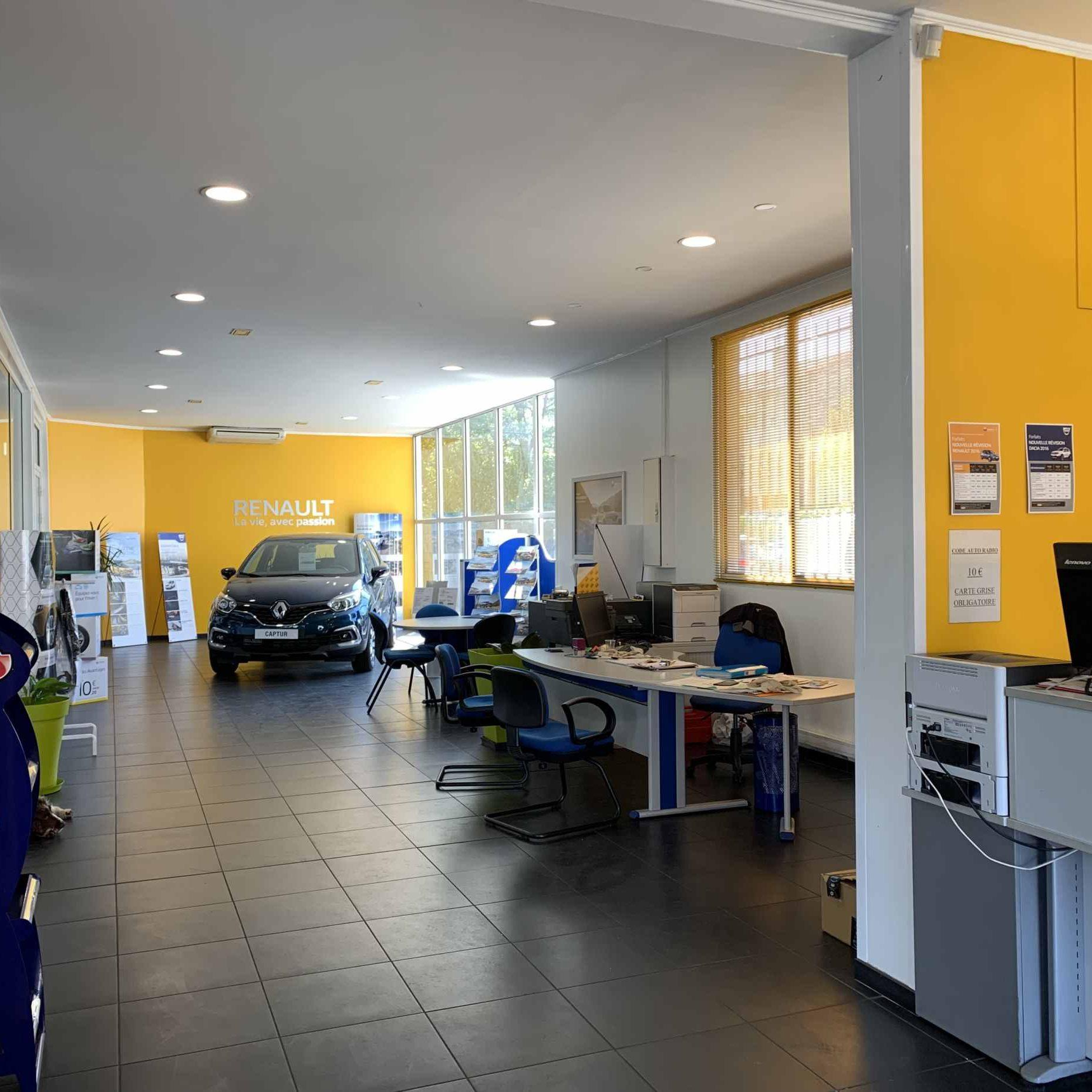 vente de voitures d'occasion à Nîmes